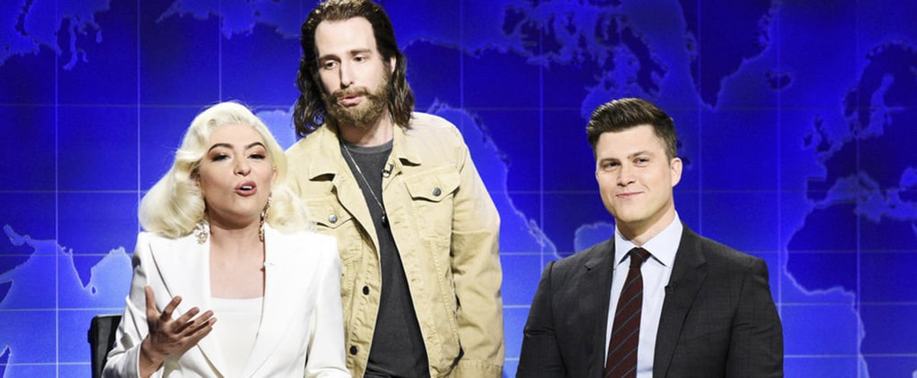 "Lady Gaga ""Shallow"" Impression on Saturday Night Live 2019"
