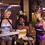 Amber Heard as Maureen, Naturi Naughton as Brenda, and Leah Renee as Alice on NBC's The Playboy Club.  Photo courtesy of NBC