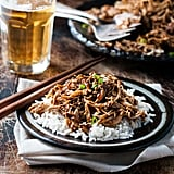 Slow-Cooker Shredded Sweet Soy Chicken Breast