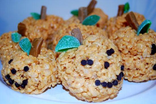 Rice Krispies Halloween Treats