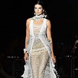 Kendall Jenner at Fashion Week Spring 2019