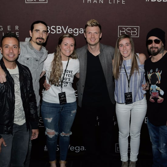 I Met the Backstreet Boys
