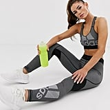Adidas Training Logo Bra and Leggings