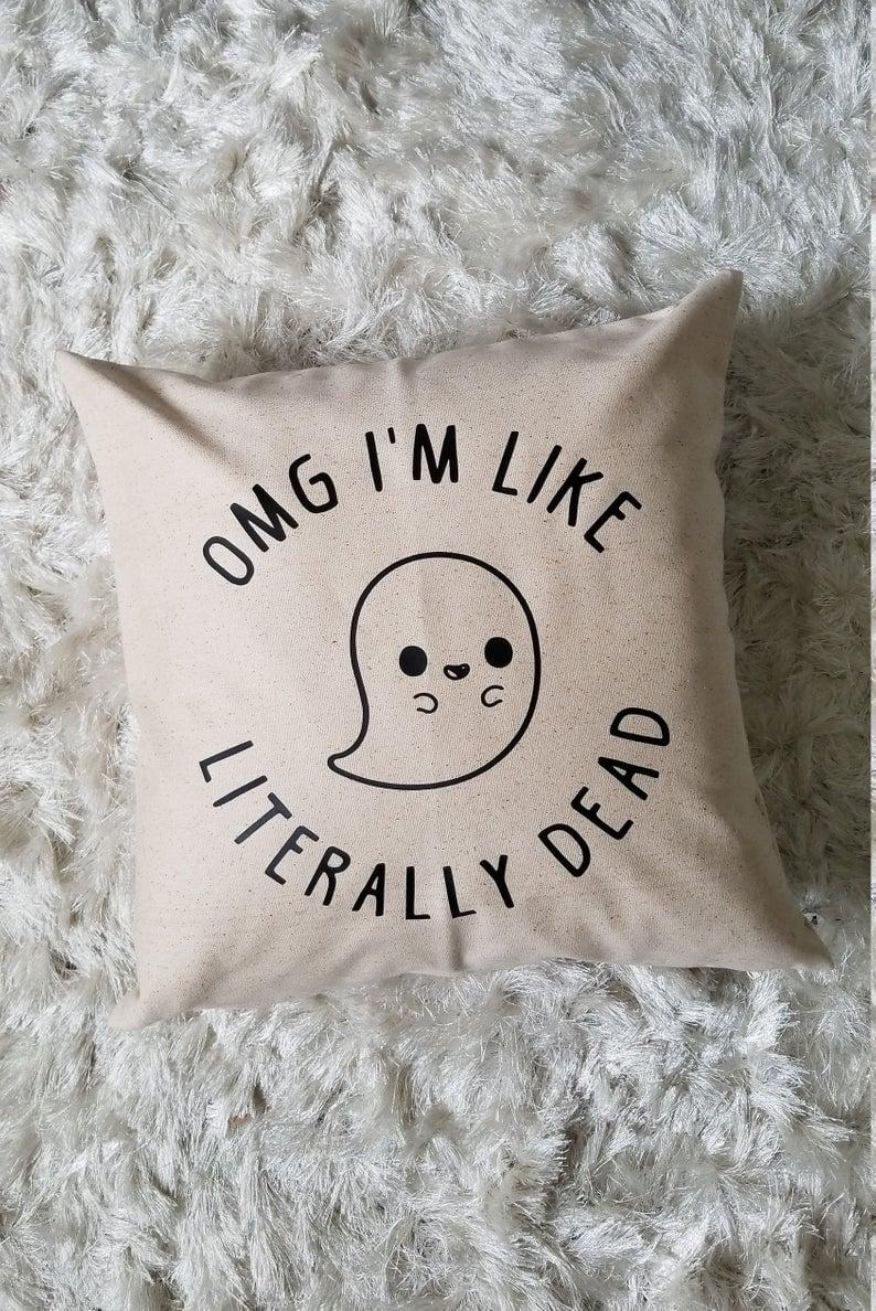 Cute Halloween Pillows Popsugar Home