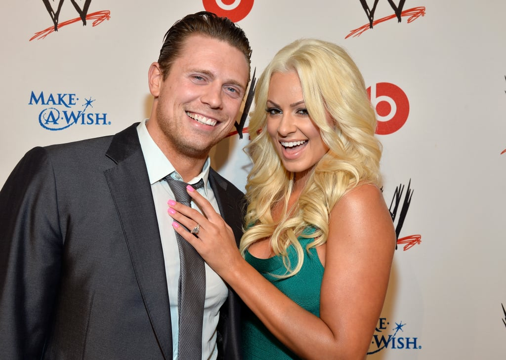 Who is mike the miz dating
