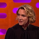 Kate Winslet on Meeting the Queen