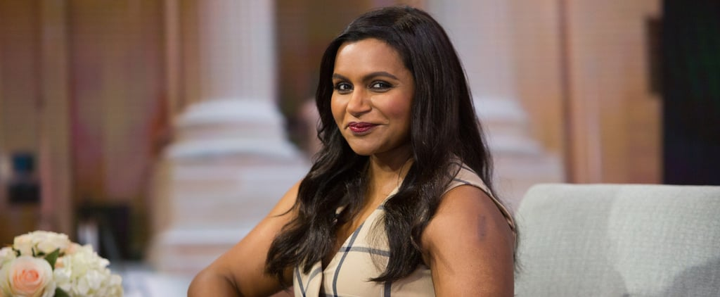 Mindy Kaling on Single Motherhood