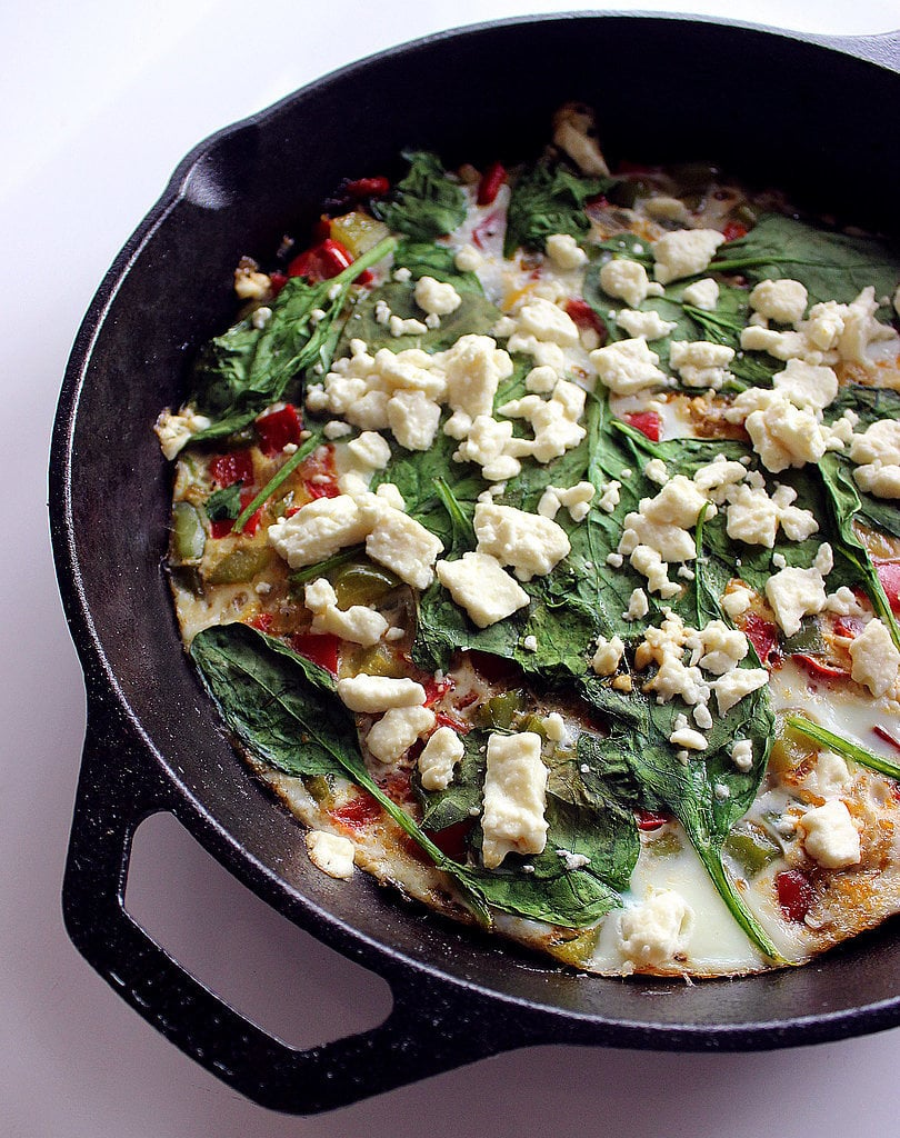 Frittatas are packed with protein and are filling