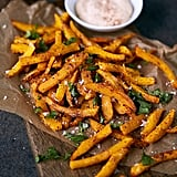 Spicy Pumpkin Fries