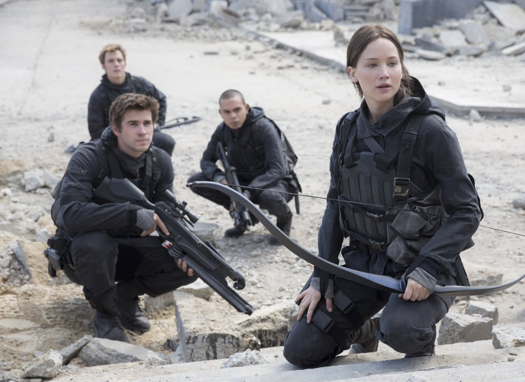 The Hunger Games Mockingjay Part 2 Pictures