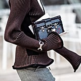 For the Girl: Who Always Adds an Edgy Touch to Her Street Style Look