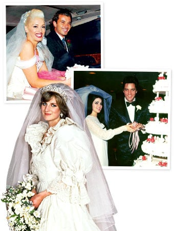 100 Memorable Celebrity Wedding Moments