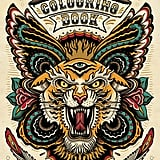 The Tattoo Colouring Book, $21.95