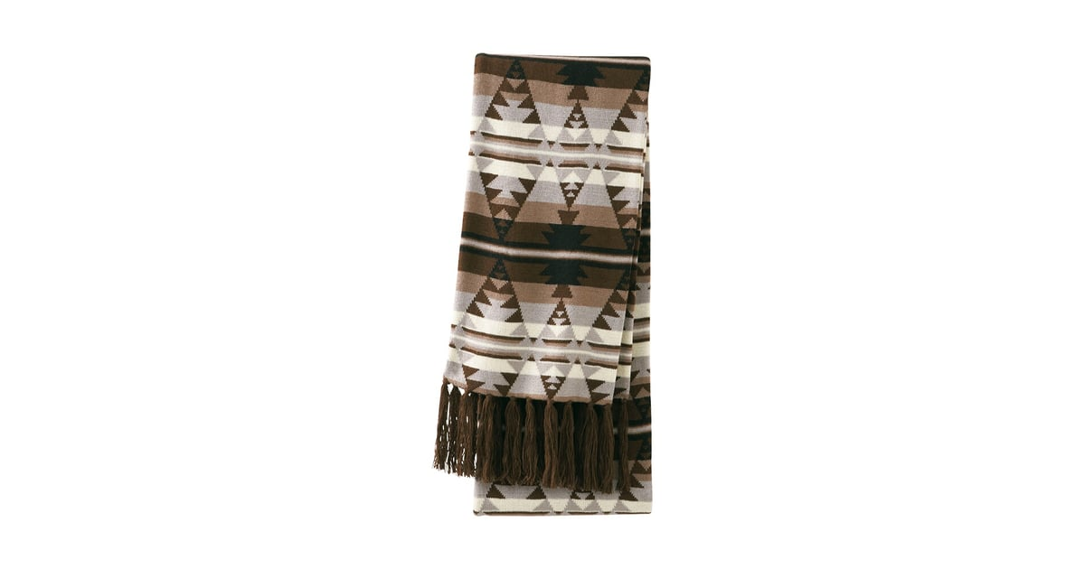 uniqlo aztec print scarf cheap winter hats and gloves. Black Bedroom Furniture Sets. Home Design Ideas
