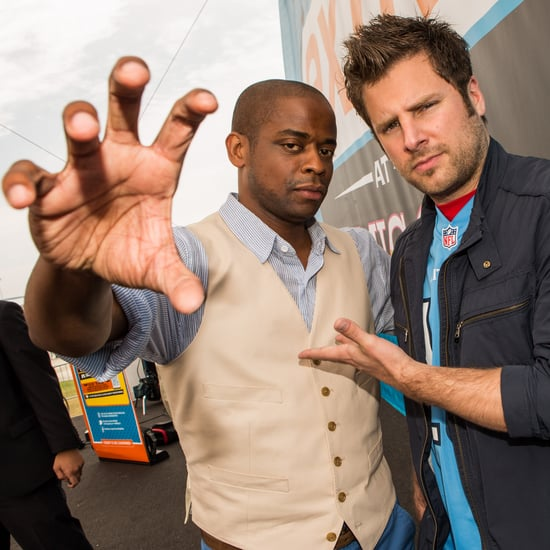James Roday and Dulé Hill's Best Friendship Pictures