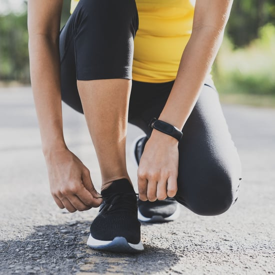 15-Minute Interval Walking Workout For Low-Impact Cardio