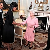 When the queen first met the Obama's at Buckingham Palace in 2009, the former first lady broke with protocol to put her arm around the monarch — and a friendship was born.