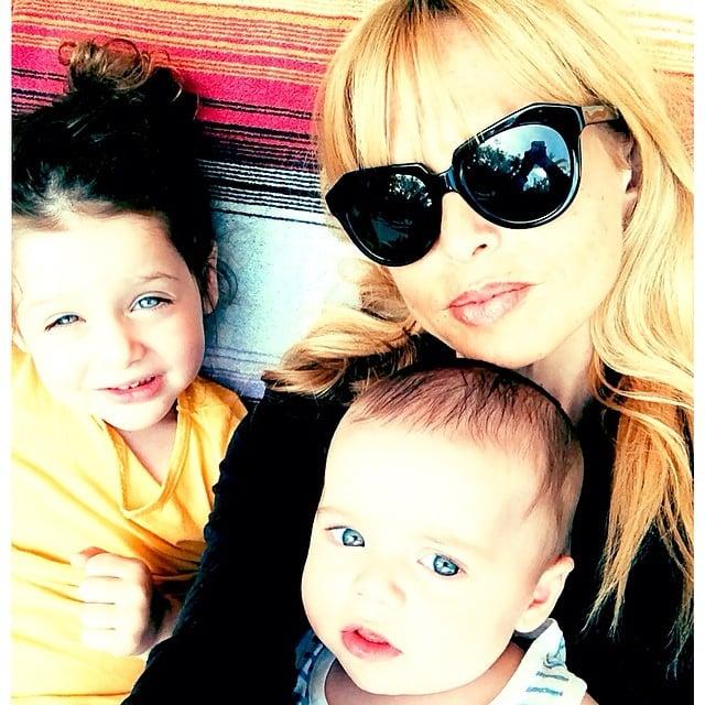 Rachel Zoe Genius Décor Ideas From Instagram: Rachel Zoe Interview About Kids