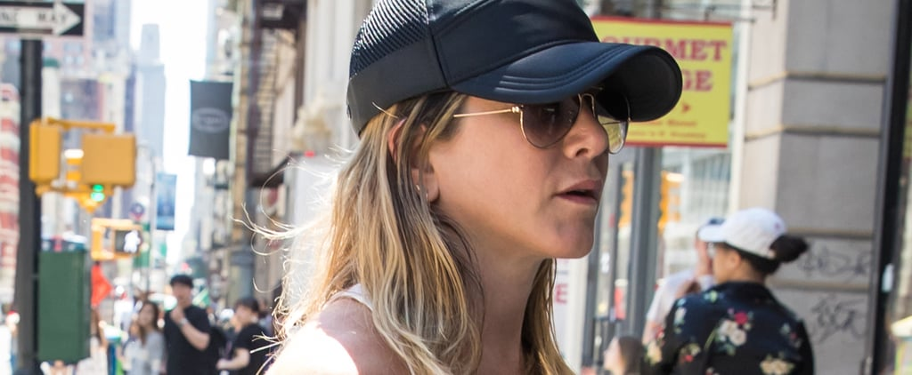 Jennifer Aniston and Justin Theroux Step Out as New Pregnancy Rumors Swirl