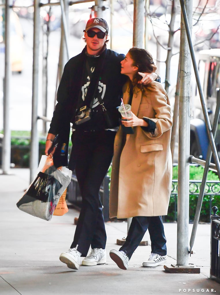Zendaya and Jacob Elordi Out in NYC February 2020 Pictures