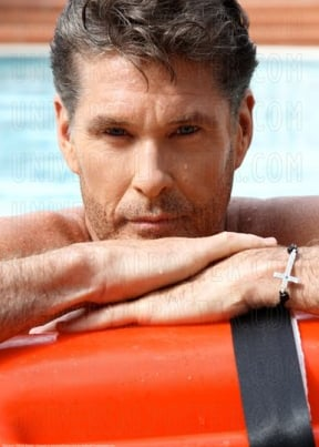 Product of the Day: Autographed David Hasselhoff Poster