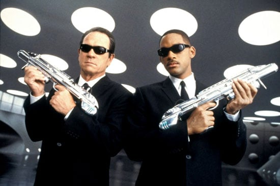 Tommy Lee Jones and Will Smith to Reunite For Men in Black in 3D