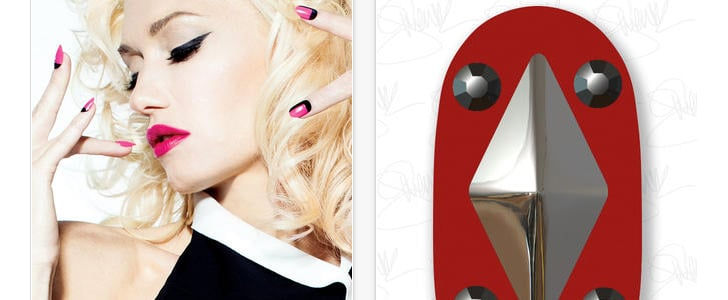 Gwen Stefani Creates the Coolest Nail App Yet