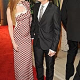 Nicole Kidman and Keith Urban did one final check before hitting the red carpet in Nashville.