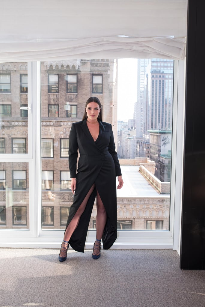 Candice Huffine's Response to All Those Curvy-Girl Fashion Rules Deserves a Round of Applause
