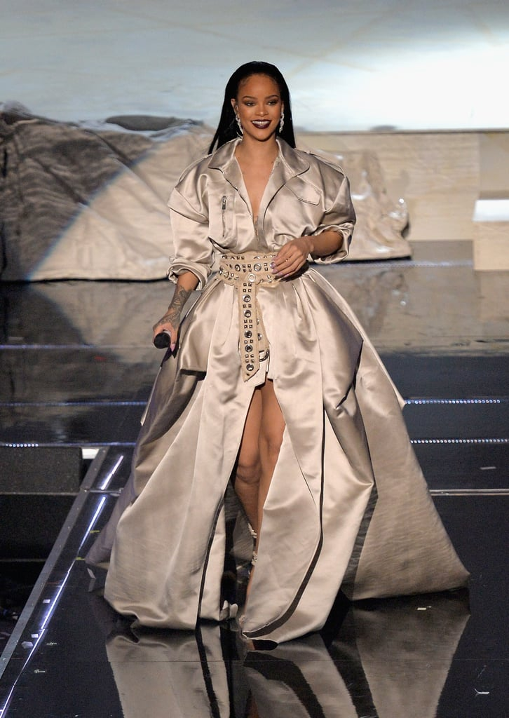 Rihanna 39 S Most Memorable Outfits Popsugar Fashion