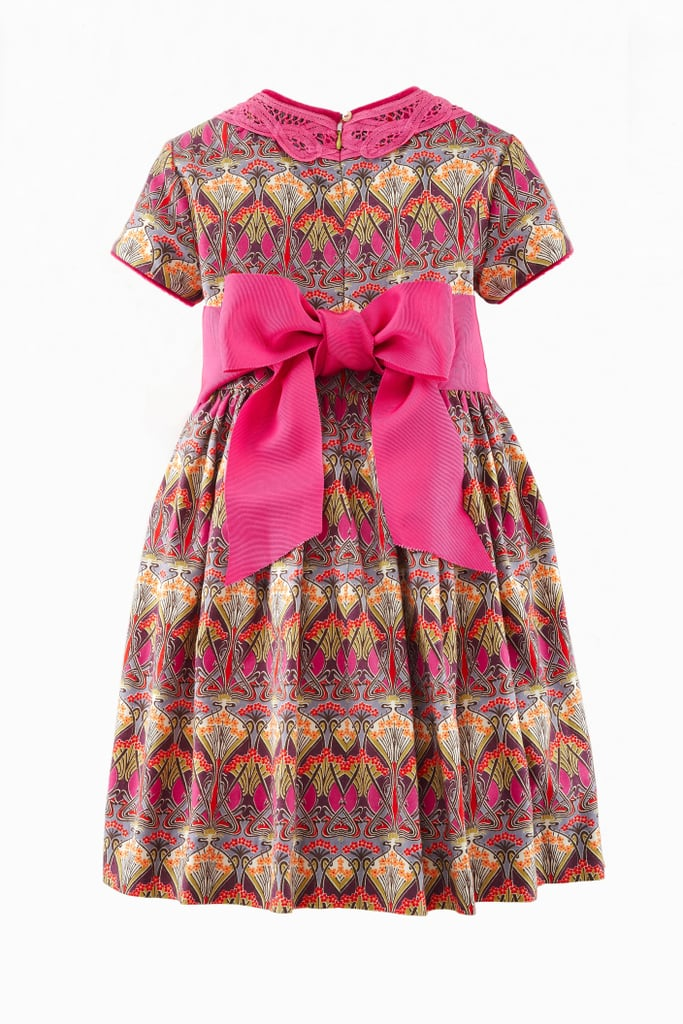 It's Christmas in July at Oscar de la Renta! Sneak a Peek at the Designer's Line of Fall/Winter Childrenswear