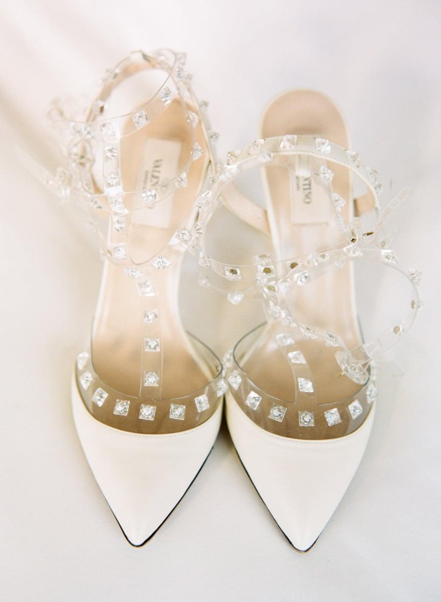 High-fashion heels