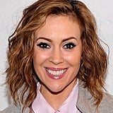 Alyssa Milano at Marissa Webb