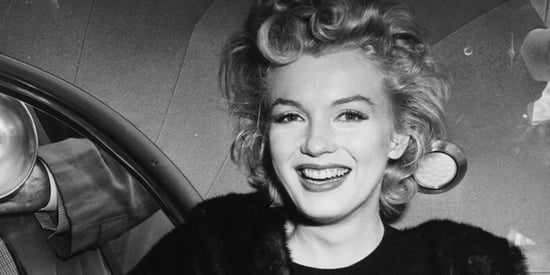 Marilyn Monroe Drew A Nude Portrait, And It Ain't Too Shabby