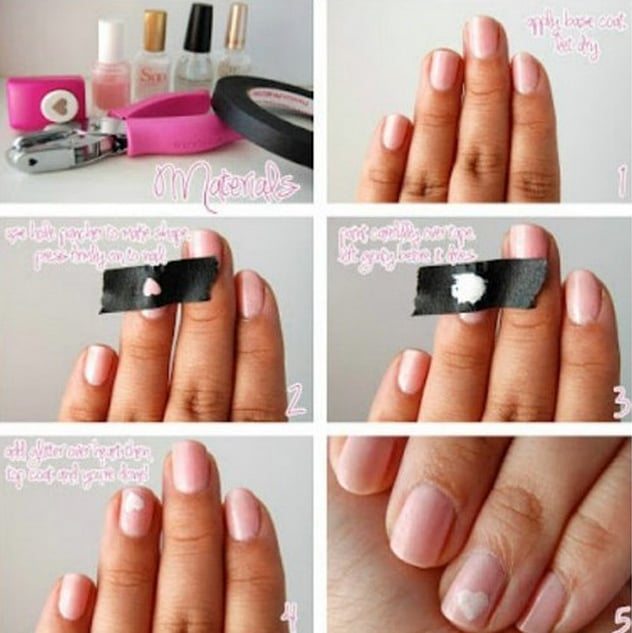 Design School Nail Hacks Popsugar Beauty Photo 9