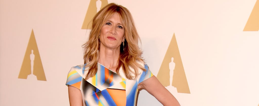 Laura Dern Oscar Nominees Lunch
