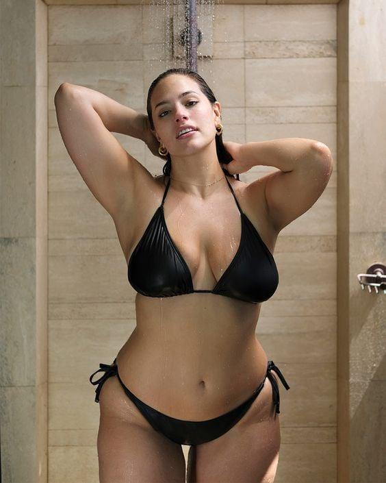 e3deec77eed Ashley Graham x Swimsuits For All Icon Bikini | Ashley Graham's Red ...