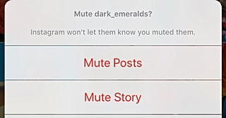 Instagram Is Helping You Take Control of Your Feed With a Much-Needed Mute Button