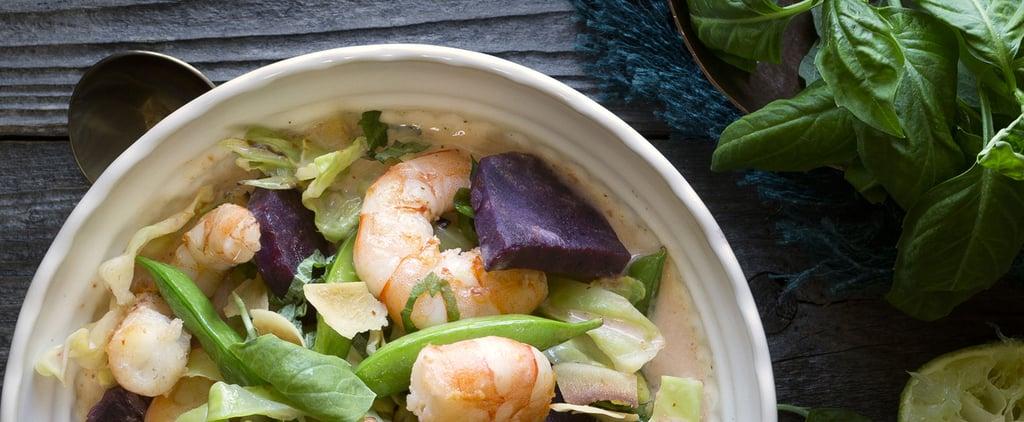 Paleo Shrimp Coconut Curry Recipe