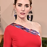 Alison Brie in Real Life