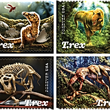 T-Rex Stamps