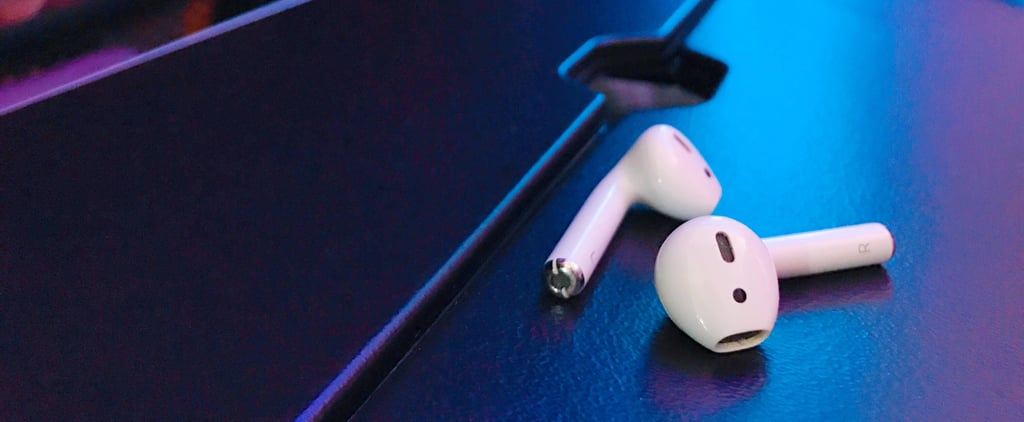 Here's How to Use Your AirPods on an Plane