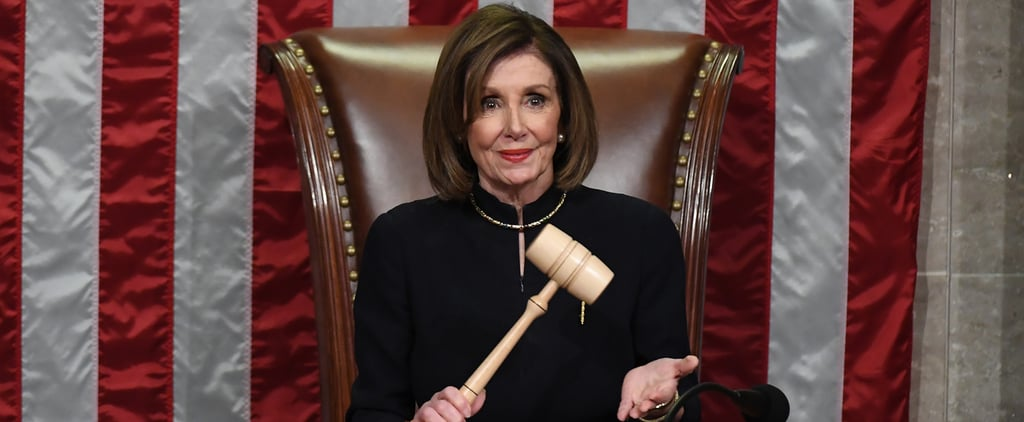 Nancy Pelosi Wore Same Outfit to Trump's Second Impeachment