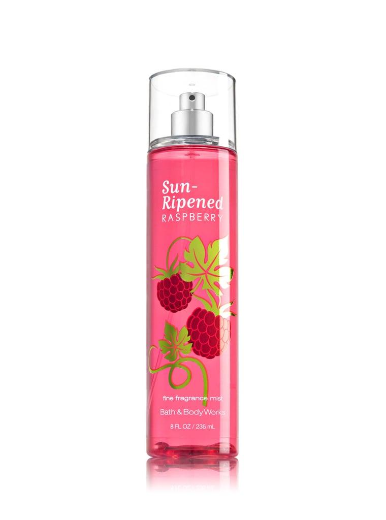 Bath & Body Works Sun-Ripened Raspberry Fine Fragrance Mist