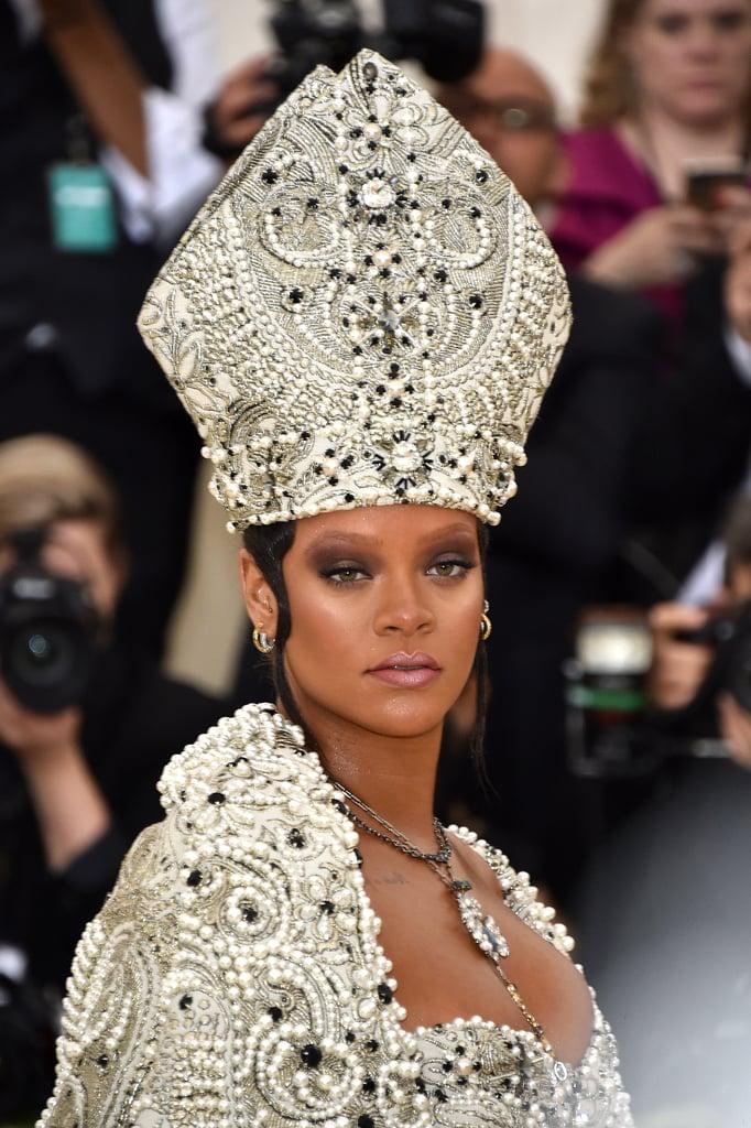 Rihanna at the 2018 Met Gala