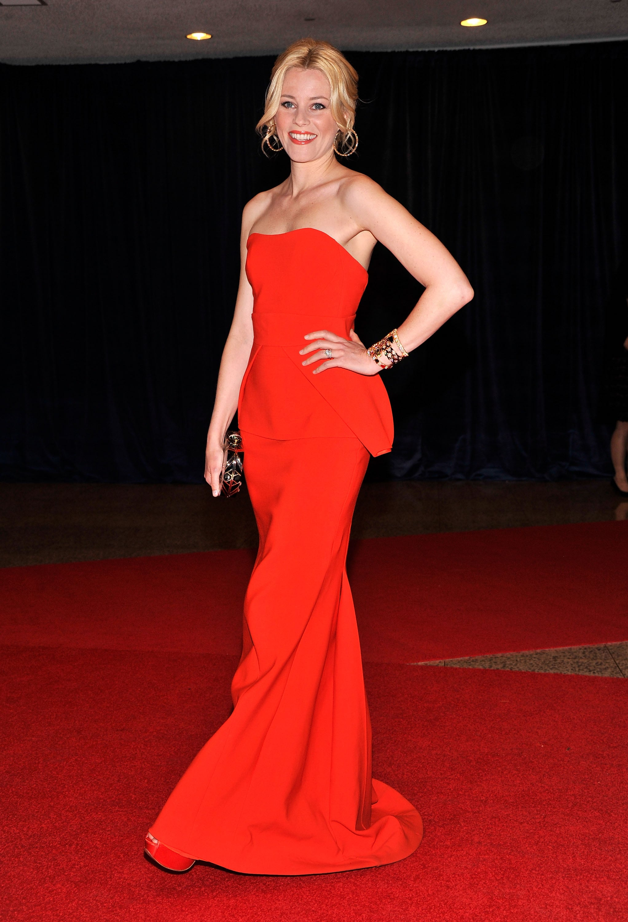 Celebrities at White House Correspondents' Dinner 2012 ...