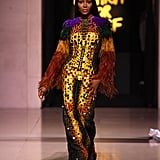 Naomi Campbell Fashion For Relief Spring 2020 Runway Photos