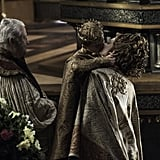"""Joffrey really goes for it. Might as well when """"till death do you part"""" comes sooner rather than later!"""