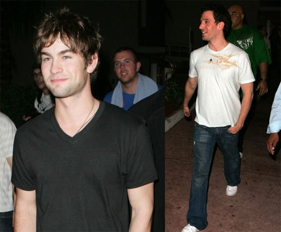 Chace & JC Heat Up Miami & Happy New Year!