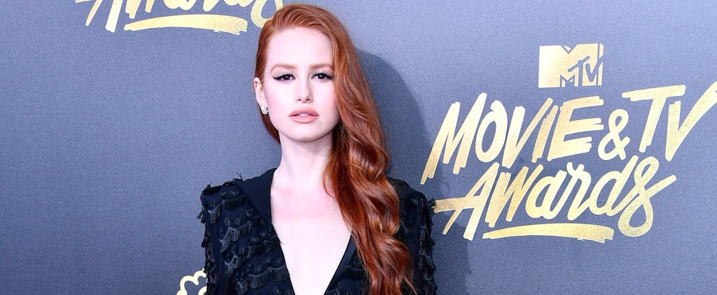 Riverdale's Madelaine Petsch Just Worked MTV's Red Carpet Like an Old Pro